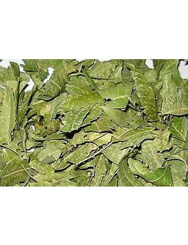 Dried Neem Leaves Whole Azadirachta Indica Indian Neem Tree 50g To 1 Kg Free Ship by Aavi