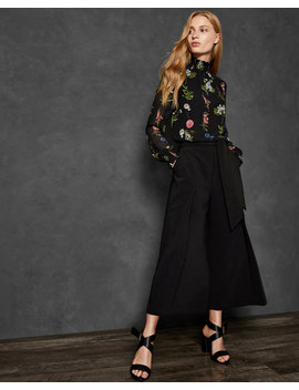 Chemisier Froncé Florence by Ted Baker