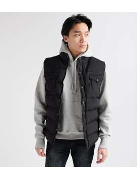 Puffer Bubble Vest by Decibel