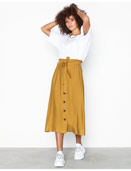 Pcelsa Hw Long Skirt D2 D by Pieces