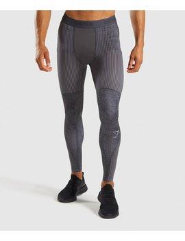 Hybrid Baselayer Leggings by Gymshark