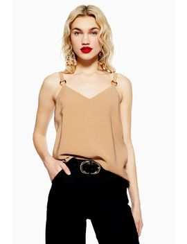 Ring Camisole Top by Topshop