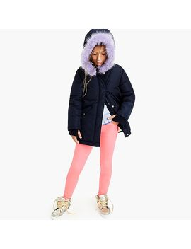 Girls' Fishtail Parka With Primaloft® by Girls' Fishtail Parka With Primaloft