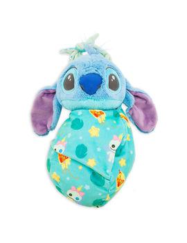 Stitch Plush In Pouch   Disney Babies   Small by Disney