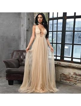 Ritual Dress   Gold by Want My Look