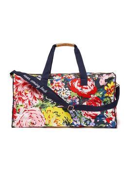 Getaway Duffle Bag   Flower Shop by Ban.Do