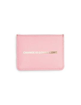 Get It Together Card Case   Change Is Gonna Come by Ban.Do