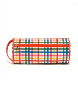 Get It Together Cylinder Pouch   Block Party by Ban.Do
