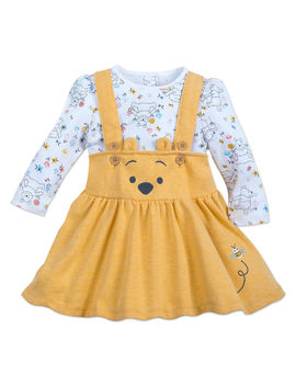 Winnie The Pooh Jumper Set For Baby by Disney
