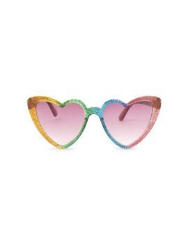 Sunglasses   Rainbow Hearts by Ban.Do