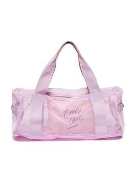 Work It Out Mesh Gym Bag   Take Care by Ban.Do