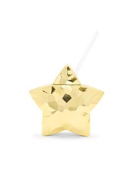 Gold Star Disco Tumbler by Ban.Do