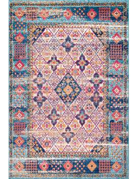 Bayuda Quilty Tiles by Rugs Usa