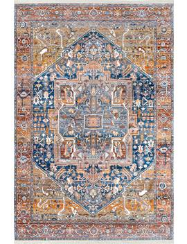 Edessa Tribal Medallion by Rugs Usa