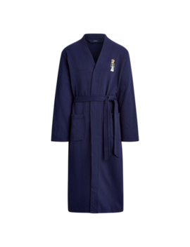 Polo Bear Fleece Robe by Ralph Lauren