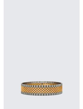 Watch Band Choker by Alexander Wang