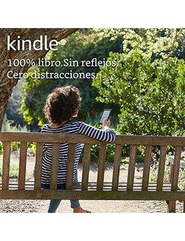 Kindle, Pantalla Táctil De 6'' (15,2 Cm), Sin Luz Integrada, Wifi (Negro) by Amazon