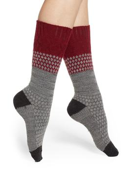 Knit Crew Socks by Smartwool