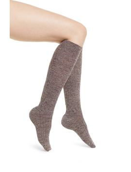 Wheat Fields Knee High Socks by Smartwool