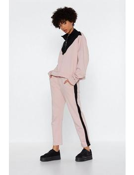 Gotta Zip For Ya Sweater And Joggers Set by Nasty Gal