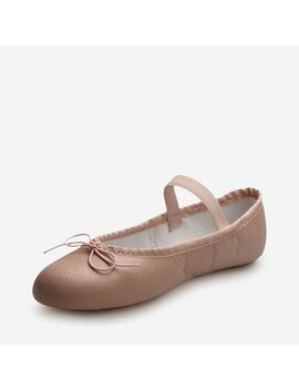 Girls' Ballet Dance Shoes by Learn About The Brand American Ballet Theatre For Spotlights