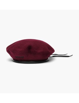 Military Beret by Stussy