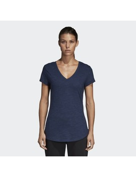 Id Winners V Neck Tee by Adidas