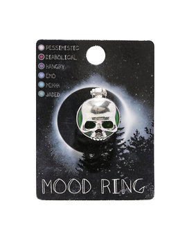 Hinged Skull Mood Ring by Hot Topic