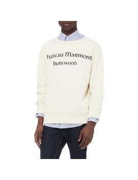Chateau Marmont Sweatshirt by Gucci