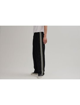 Lazy Oaf Check Track Pants by Lazy Oaf