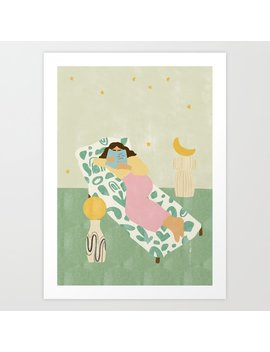 Shoot For The Stars Art Print by
