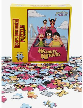 Bob's Burgers Scream I Cane Puzzle by Hot Topic