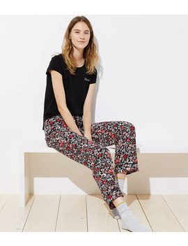 Primrose Pajama Pants by Loft