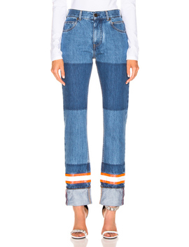Mixed Jean by Calvin Klein 205 W39 Nyc