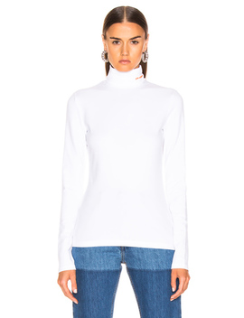 Turtleneck Top by Calvin Klein 205 W39 Nyc