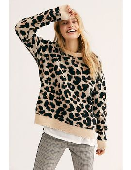 Kansas Leo Sweater by Free People