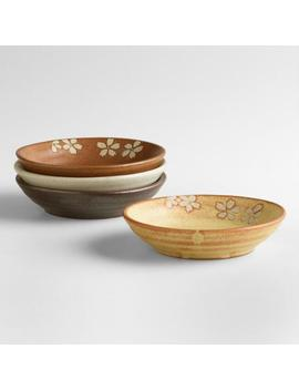 Fuji Dip Bowls, Set Of 4 by World Market