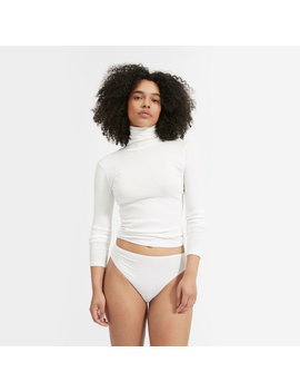 The High Rise Bikini by Everlane