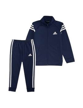 Toddler Boy Adidas Tricot Zip Track Jacket & Pants Set by Kohl's