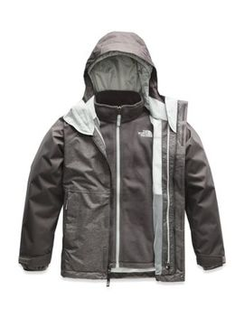Boys' Vortex Triclimate® Jacket by The North Face