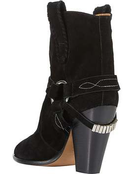 Rawson Harness Boots by Isabel Marant