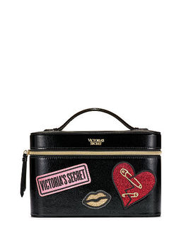 Vs Patch Vanity Case by Victoria's Secret