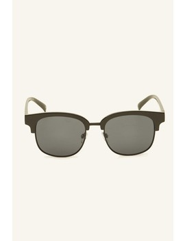 Le Specs Recognition Black/Smoke by Universal Store