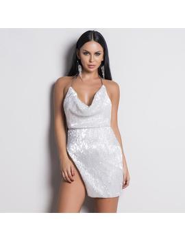 Wonderlust Dress   White by Want My Look