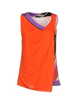 Emilio Pucci Top   T Shirts And Tops by Emilio Pucci