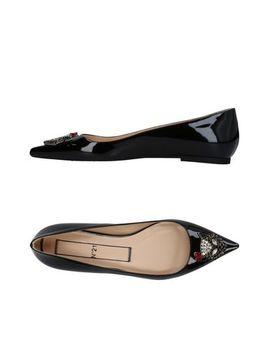 N°21 Ballet Flats   Footwear by N°21