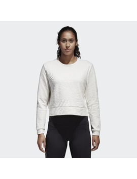 Climalite Performance Sweatshirt by Adidas