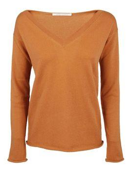 Saverio Palatella V Neck Sweatshirt by Saverio Palatella