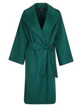 Theory Belted Oversized Coat by Theory
