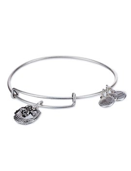 Mermaid Charm Bangle Bracelet by Alex And Ani